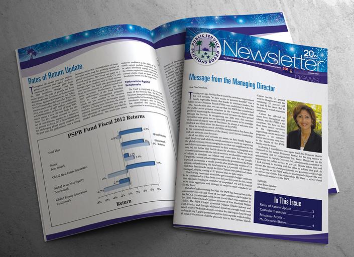 Public Service Pensions Board Newsletter
