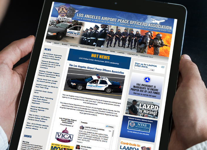 Los Angeles Airport Peace Officers Association