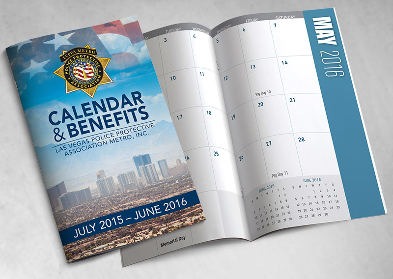 LVPPA Calendar and Benefits Book