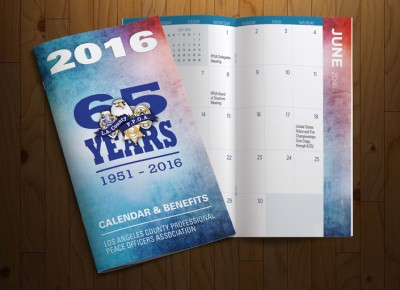 PPOA Calendar and Benefits Book