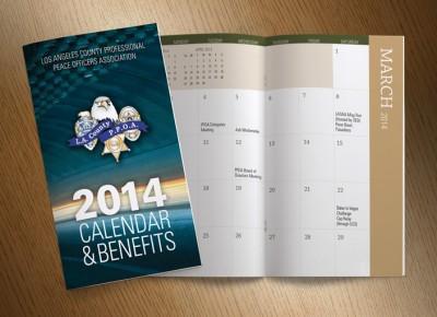 PPOA Calendar and Benefits Book