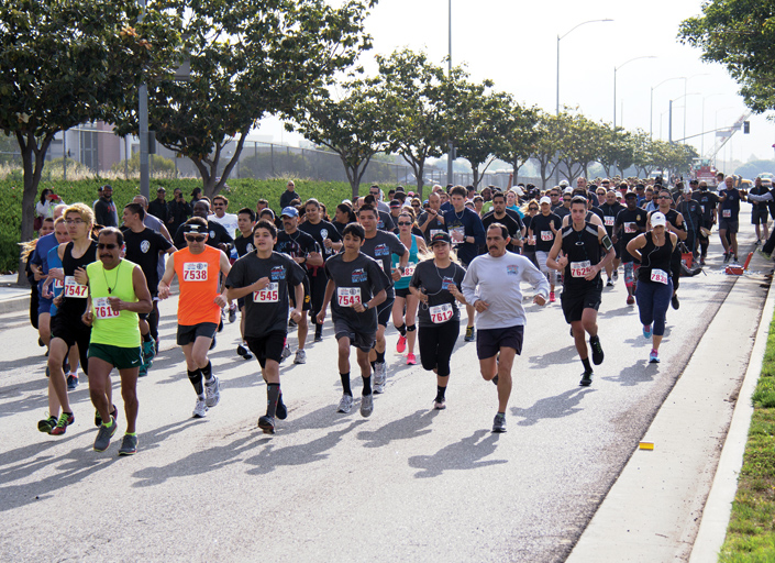 LAAPOA Tommy Scott Memorial 5K/10K Run